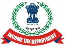 It Department Raid At Navratna Builders Ahmedabad
