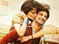 Raabta Official Trailer Sushant Singh Rajput Kriti Sanon