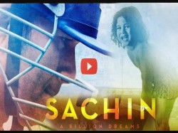 Sachin A Billion Dreams Movie Trailer Out