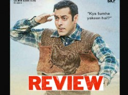Salim Khan Shared His Review Salman Khans Tubelight Its Exciting