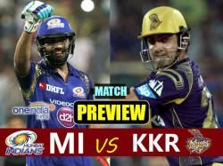 Preview Ipl 2017 Match 7 Mumbai Indians Vs Kolkata Knight Riders On April 9th