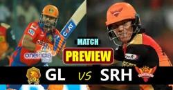 Preview Ipl 2017 Match 6 Hyderabad Vs Gujarat On April