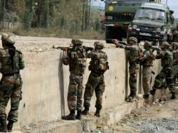 Indian Army Kills Four Pakistani Infiltrators Jammu Kashmir