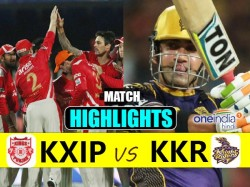 Ipl 10 Kkr Vs Kxip Kolkata Highlights
