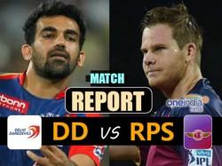 Ipl 2017 Live Delhi Daredevils Vs Pune Supergiants T20 Match