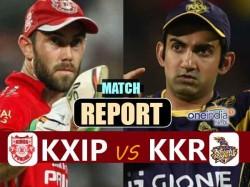 Ipl 2017 Live Kkr Vs Kings Xi Punjab T20 Match 13th April Kolkata