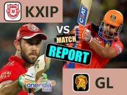 Ipl 10 Match 26 Live Gujarat Lions Vs Kings Xi Punjab