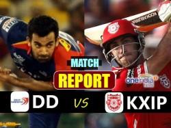 Ipl 10 Mtach 36 Live Kings Xi Punjab Vs Delhi Daredevils