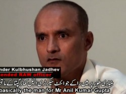 India Summons Pakistan High Commissioner Abdul Basit Death Sentence Kulbhushan Jadhav