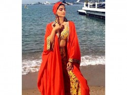 Sonam Kapoor Cannes 2017 Day