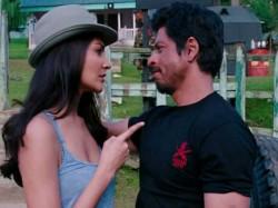 Anushka Sharma Shah Rukh Khan Sweet Fight