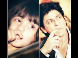 Abram Khan Pics He Exactly Looks Like Papa Shah Rukh Khan