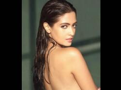 Actress Riya Sen Shares Topless Pic On Social Media