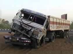 Babarkantha Three People Including Woman Killed Road Accident