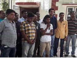Amreli 2 Persons Were Arrested With Fake Currency Notes Rs