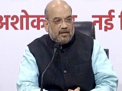 Amit Shah On Three Years Completion Modi Govt