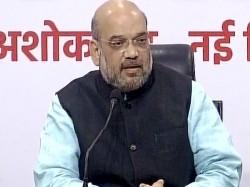 Amit Shah On Three Years Completion Modi Govt