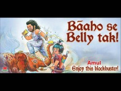 Best Amul Butter Tributes Bollywood Movies Baahubali The Conclusion Enters