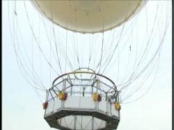 Surat People Can Enjoy Helium Balloon Joy Train At Botanical Garden