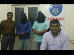 Banaskantha Arrested 2 Accused The Gang Lcb Police
