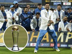 Champions Trophy 2017 Bcci Announces Final Team Know Full