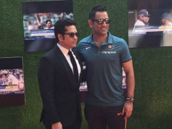 Before Leaving Champions Trophy Team India Watch Sachin S Biodrama Together