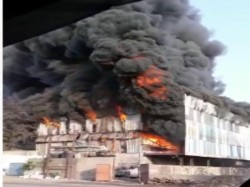 Guajrat Huge Fire Broke Different Place Gujarat