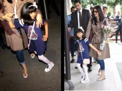 Aishwarya Rai Bachchan Arrives At The Do With Aaradhya Might Meet Deepika Padukone