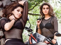 Taapsee Pannu S Bold Moves Helped Her Achieve Success