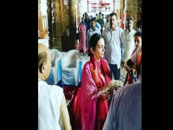 Video Nita Ambani Visited Dwarkadhish Temple