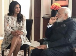 Priyanka Chopra Met Pm Modi Berlin Germany