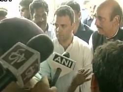 Rahul Gandhi Saharanpur Administration Denied Permission