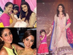 Top 8 Stylish Moms Of Bollywood