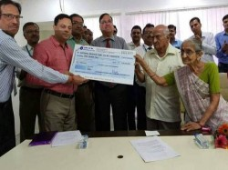 Retired Bank Employee Donates 1 Crore Rupees National Defenc