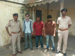 Surendranagar Prostitution Racket Busted Timba Village