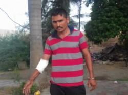 Attack On Srp Officer At Shamlaji Checkpost Arvalli