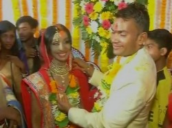Acid Attack Survivor Finds Love Married