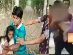 In Yogi Adityanath S Uttar Pradesh 14 Men Molest 2 Women