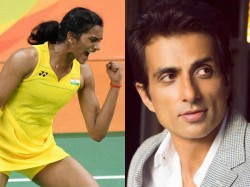 Sonu Sood Is Going Produce The Biopic Film P V Sindhu