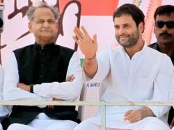 Ashok Gehlot Take Decisions Regarding Gujarat Assembly Elect