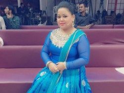Comedian Bharti Singh Is Hospitalized
