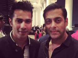 Salman Khan Once Snatched Roti From My Hand When He Was Hungry Says Varun Dhawan