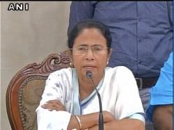 West Bengal Cm Mamata Banerjee Comments On Darjeeling Tension