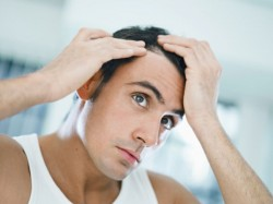 Male Face Reading Forehead Reading