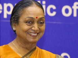 Opposition Presidential Candidate Meira Kumar Will File Her Nominations Today