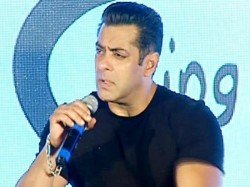 Salman Khan Lost His Cool On Reporter During Being Human Cycle Launch