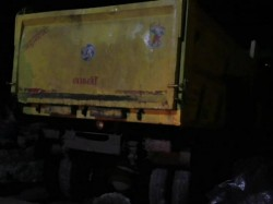 Junagadh Youg Man Crushed Under Dumper