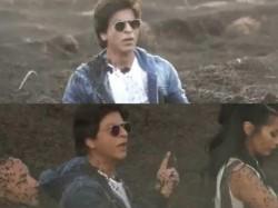 Shahrukh Khan Loses His Temper On Show Dubai Watch Video