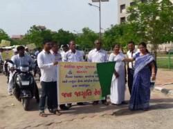Bike Rally Viramgam Malaria Free Gujarat