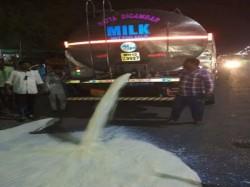Huge Farmers Strike Maharashtra